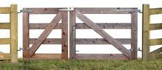 wide farm fence gates - Google Search
