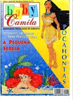 Gallery.ru / Фото #1 - Baby Camila 02 сентябрь-октябрь 1997 - tymannost