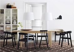 Catalogue ikea 2014 on pinterest stockholm catalog and ikea - Salle a manger complete ikea ...