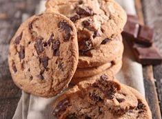 Cookies parfaits de ma grand mère : croustillants et fondants : Recette de Cookies parfaits de ma grand mère : croustillants et fondants - Marmiton
