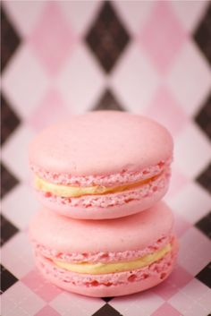 Pink lemonade cookies...a darling addition to your dessert table!