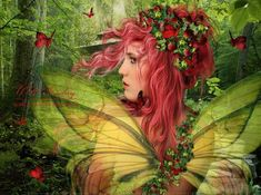 Fantasy Art by Babette van den Berg | Cuded