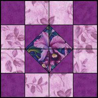 Fair and Square quilt block--Quilts To Be Stitched - Four patch quilt patterns Patchwork Patterns, Quilt Block Patterns, Pattern Blocks, Quilt Blocks, Easy Quilts, Mini Quilts, Quilting Projects, Quilting Designs, Quilting Ideas