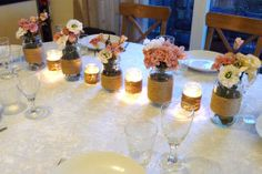 table styling tips from dear september