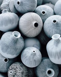 Vase collection from Lindform