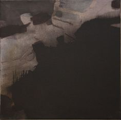 Clare Wilson: without an inkling oil on canvas /  30x30cm 2012