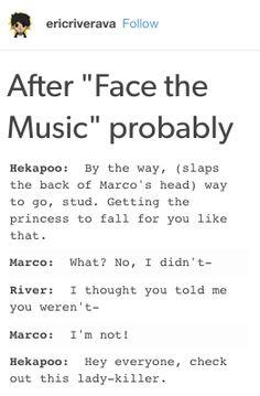 Haha Heckapoo would
