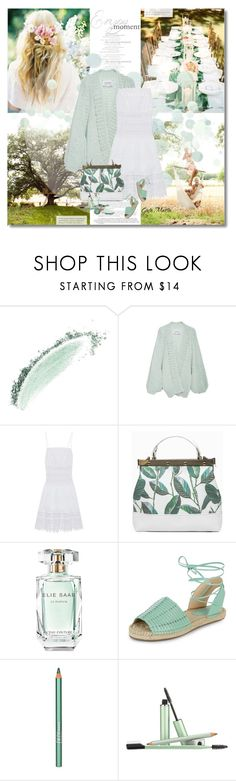 """Summer pastel ... 2016"" by greta-martin ❤ liked on Polyvore featuring NARS Cosmetics, I Love Mr. Mittens, Charo Ruiz, Elie Saab, New Look, ZuZu Luxe, Mally, Urban Decay, pastels and whitedress"