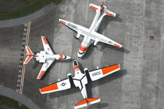 ..._Past, present, and future. An HU-16 Albatross amphibian, which served the Coast Guard faithfully for many years, is at bottom. It was supplanted by the HU-25 Guardian, left, along with the HC-130 Hercules. At top is the HC-144 Ocean Sentry, which will replace the HU-25 in the medium-range SAR and maritime patrol missions. U.S. Coast Guard photo