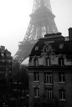 Paris in black & white...