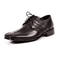 Mens Dress Shoe — subtle edge