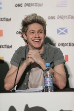 Image uploaded by kath Find images and videos about one direction, smile and niall horan on We Heart It - the app to get lost in what you love. Niall Horan Baby, Naill Horan, One Direction Niall, One Direction Photos, James Horan, Liam Payne, Louis Tomlinson, Larry, Where We Are Tour