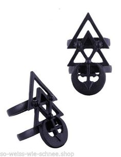 Restyle-Ring-Geometrie-Mond-Occult-Geometry-Moon-Gothic-Dark-Fashion-Steampunk