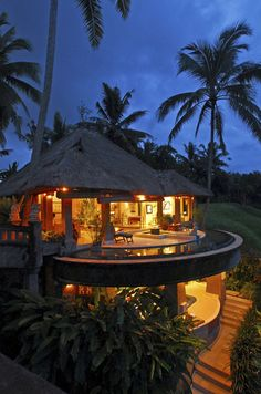Let's go to Viceroy Bali Luxury Resort
