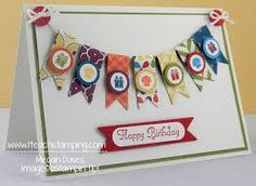 stampin up banner punch - Google Search