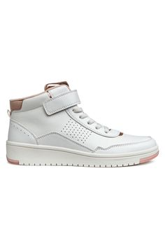 Pantofi sport înalți - Alb - COPII | H&M RO 1