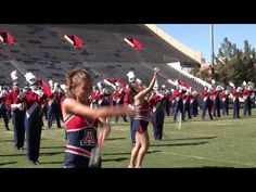 2010 Pride of Arizona Band Day Daytime Performance - Muse, featuring Time is Running Out, City of Delusion, Blackout, and Knights of Cydonia