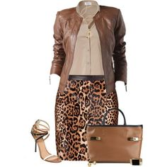 chic leather jacket s