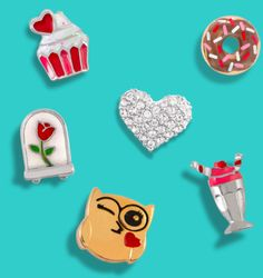 Donut you know we just released Origami Owl Valentine's Day Collection *Limited Edition* Charms?! Which one will you be putting in your Locket?!