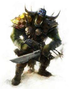 "Deathskulls The Deathskulls are an Ork tribe or ""klan"" that has an unsavory reputation as inveterate looters, scavengers, borrowers, and..."