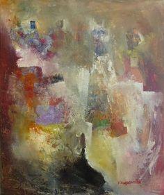 "Saatchi Art Artist GEORGE KARAFOTIAS; Painting, ""TRAVEL"" #art"