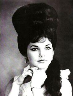 Priscilla Beaulieu Presley photoshoot at Blue Light Studios, May 10, 1965.