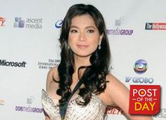 "Angel Locsin is number 8 in MTV Australia's 'Sexiest Nationalities in the World"" list"