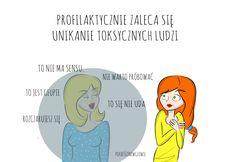 rysunek, kobieta, toksyczni ludzie, śmieszne, blog z rysunkami