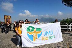 Peregrinação dos Símbolos da JMJ na Arquidiocese do Rio | Jul-17