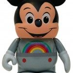 Future World Mickey (Combo Topper) by Monty Maldovan. Park Series #8 was released February 17th, 2012!