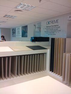 Comunicação Visual - Show Room Fiandre 2012