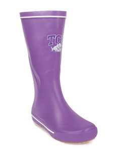 Texas Christian University - http://www.myfanshoes.com/collections/colleges#