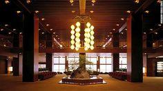 Hotel OKURA. Japan