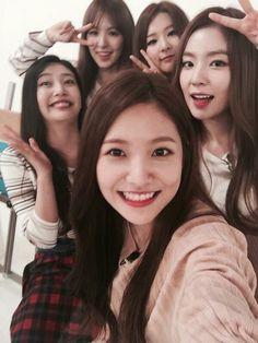 Red Velvet selca