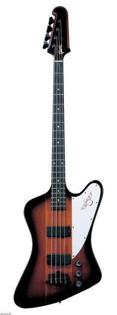 Bajo eléctrico Gibson Thunderbird.