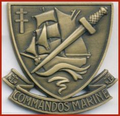 Commandos Marineare theSpecial Operation Forces (SOF)of theFrench Navy. The Commandos Marine are nicknamedBérets Verts(Green Berets). They operate under theNaval Riflemen and Special Operations Forces Command(FORFUSCO) and form part of theFrench Special Operations Command.  Commandos Marine