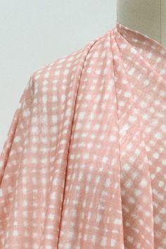 Peachy Keen Linen Knit
