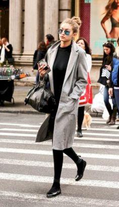 nice 42 Amazing Gigi Hadid Street Style Looks https://attirepin.com/2017/12/27/42-amazing-gigi-hadid-street-style-looks/