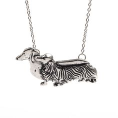 Aliexpress.com : Buy 1220  Mother Daughter Dachshund  Necklaces Pendants Dog Lover Necklace Charms Memorial Gift Jewelry Necklace Women Choker from Reliable jewelry emerald necklace suppliers on Paw Paw House Urbanlife Store