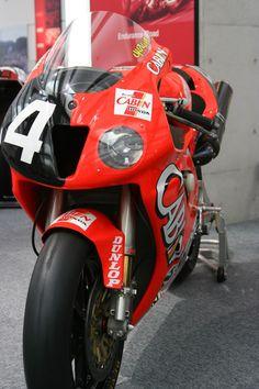 Honda VTR 1000 SPW Suzuka 8 hours