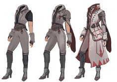 White Mage designs for the FFXV universe. Had a lot of fun exploring various ite. - White Mage designs for the FFXV universe. Had a lot of fun exploring various ite… -