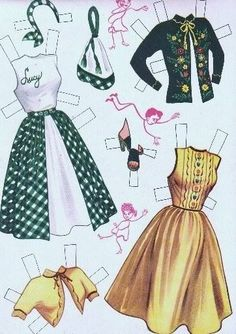 Lucille Ball & Desi Arnaz http://www.pinterest.com/pearlswithplaid/paper-dolls-for-real/