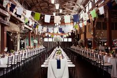 Another beautiful wedding at SODO in Seattle.