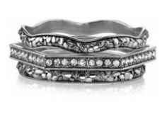 Fun stack-able rings