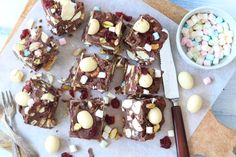Sweets Cake, Rocky Road, Easter Recipes, Fudge, Love Food, Deserts, Pudding, Favorite Recipes, Lunch