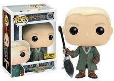 Draco Malfoy Quidditch uniform! Hottopic Excluisive! March 2016 release!