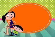 Lindo kit festa infantil digital com mais de 100 moldes para você fazer uma festa personalizada Show da Luna e arrasar na sua festa,baixe agora Daughter Of God, Maya, Disney Characters, Fictional Characters, Alice, Invitations, Invite, Baby Shower, Disney Princess