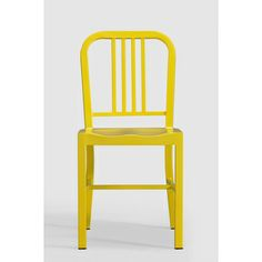 Lemon Metal Side Chairs (Set of 2) | Overstock.com Shopping - Great Deals on Dining Chairs, $112