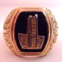 vintage class ring