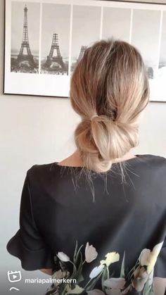 Bun Styles, Hair Styles, Romantic Dates, Bun Hairstyles, Hair And Nails, Dress Up, Night, Casual, Easy